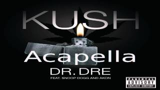 Dr. Dre Feat.Snoop Dogg And Akon - Kush D.I.Y Acapella (Download Link)