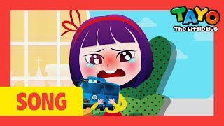 Tayo song Miss Polly had a dolly l Nursery Rhymes l Tayo the Little Bus