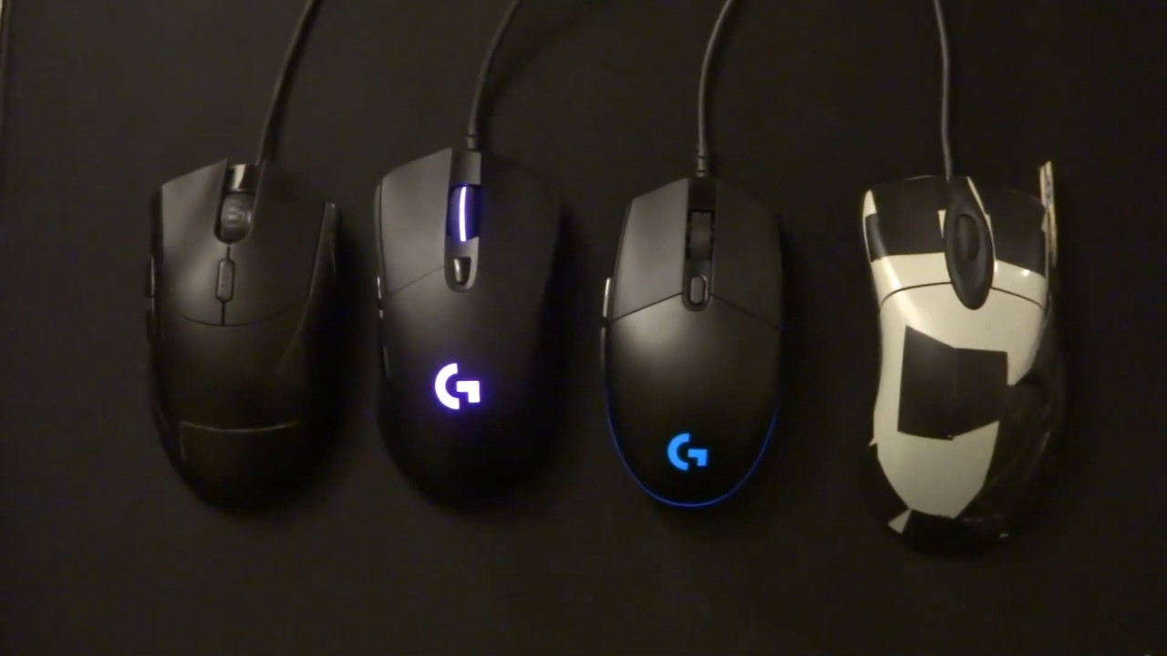 0857ee74191 Competitive gamer review and comparison: Logitech gaming mouse G102/203,  G403. And Zeus mousepad