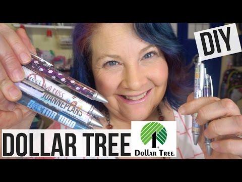 Dollar Tree DIY Custom Pens | Dollar Tree Hack