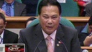 QRT: Ex-CJ Corona, inireklamo ng tax evasion ng BIR