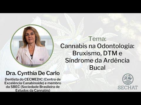 Cannabis na Odontologia: Bruxismo, DTM e Síndrome da Ardência Bucal