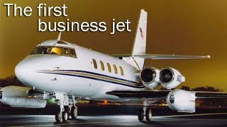 Lockheed Jetstar - grandfather of all business jets