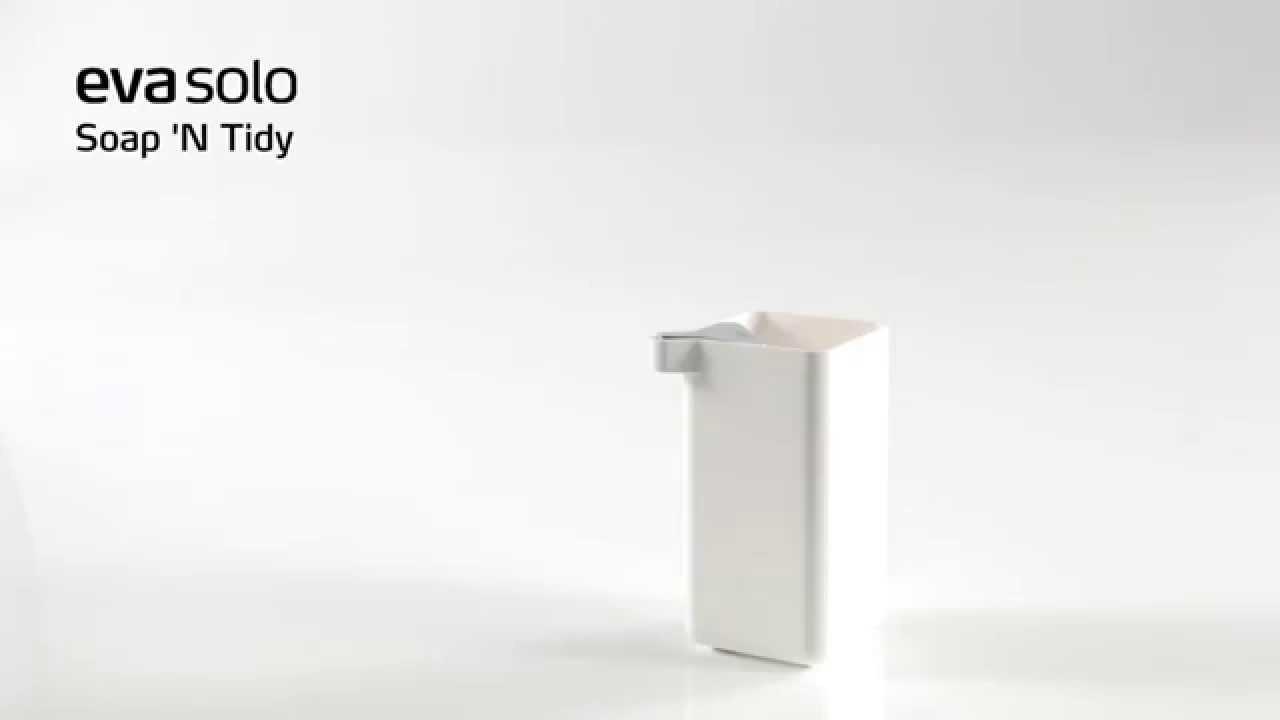 eva solo soap n tidy k b den hos youtube. Black Bedroom Furniture Sets. Home Design Ideas