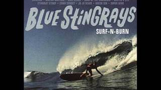 Blue Stingrays- Malibu Babylon