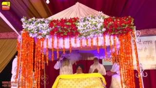 AMBALA ਅੰਬਾਲਾ  (Haryana) | ਕੀਰਤਨ ਦਰਬਾਰ - KIRTAN DARBAR - 2016 | Full HD | Part 1st