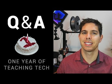 Q&A - One year of Teaching Tech thumbnail