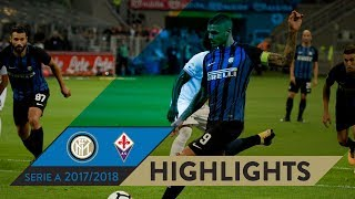 INTER-FIORENTINA 3-0 | HIGHLIGHTS | Matchday 01 – Serie A TIM 2017/18