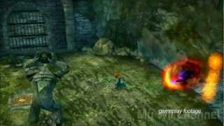 Brave: The Video Game Wii Trailer
