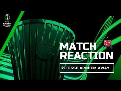 Vinny Perth Reaction | Vitesse Arnhem 2-2 Dundalk FC