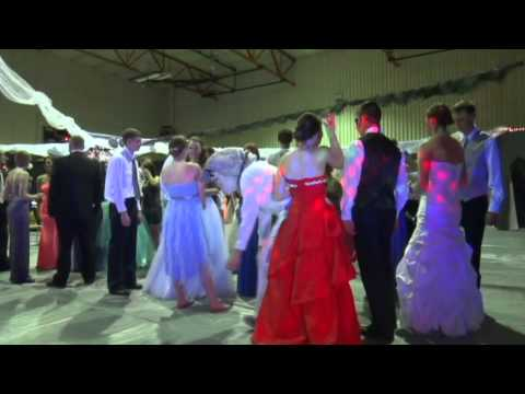 Brewster High School Prom Harlem Shake