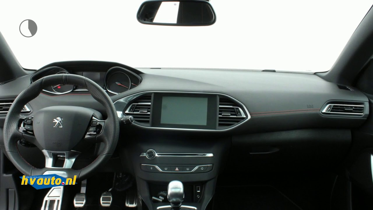 Peugeot 308 Sw 20 Bluehdi 150pk Gt Line Panorama