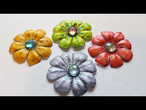 Dimensional Paper Flower Tutorial | Mindless Crafting