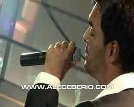 Ale Ceberio - Yo te amo tanto - Me hace falta