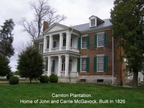Carnton Plantation and Confederate Cemetery