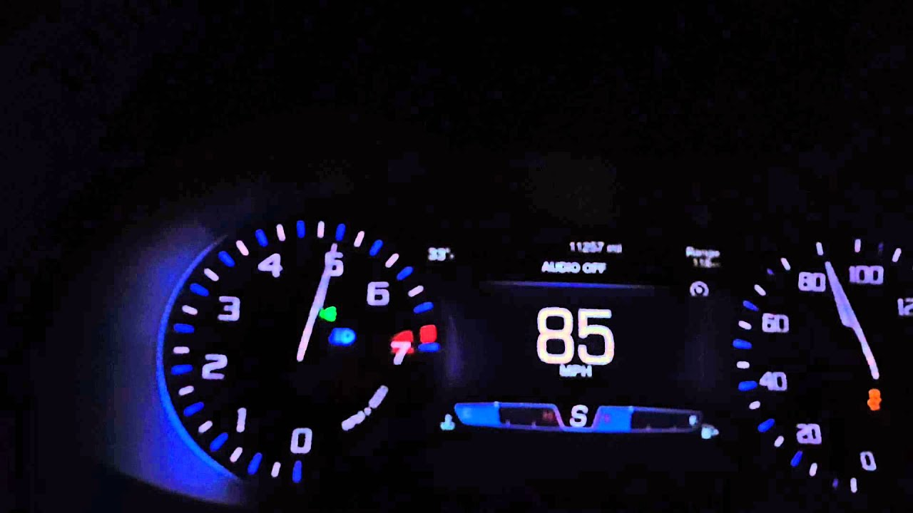 Chrysler 200s top speed