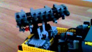 Lego Panzerwerfer Sd.Kfz.4/1