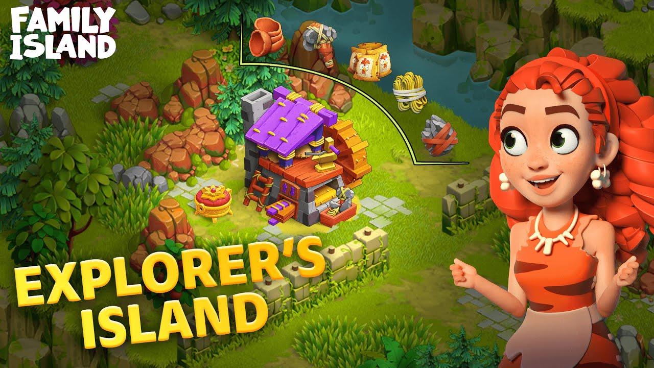 Family Island: Explorer's Island