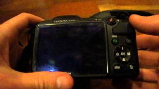 Full review of the Nikon Coolpix L810