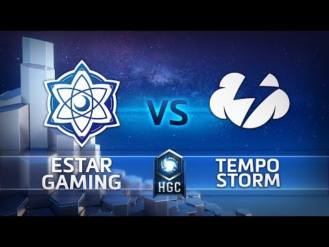 Tempo Storm vs eStar Gaming vod