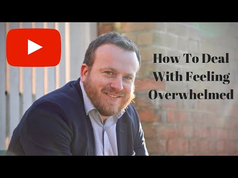 Coping With Pressure? Six Ways To Deal With Feeling Overwhelmed