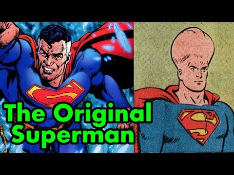 Origins/Bio - Kal-L, The Golden Age Superman (Earth-Two, pre-Crisis)