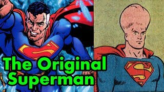 Origins/Bio - Kal-L, The Golden Age Superman (Earth-Two, pre-Crisis)