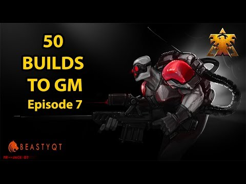 StarCraft 2: NEVER ATTACK STRATEGY?! - 50 Terran Builds to G