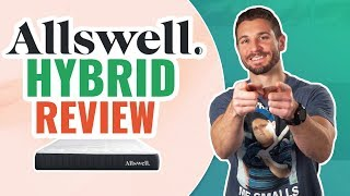 Allswell Mattress Review | Budget Hybrid Bed In A Box (2019 UPDATED)