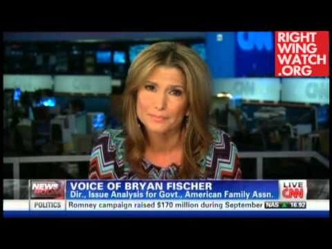 CNN Ends Interview with Bryan Fischer