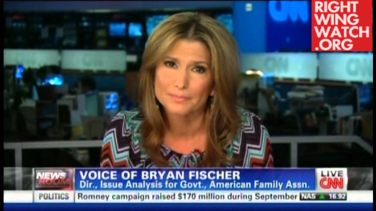 Bryan fischer homosexuality statistics