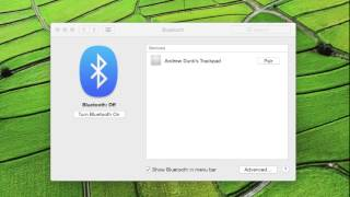 How to fix Bluetooth problems in OS X 10.10 Yosemite