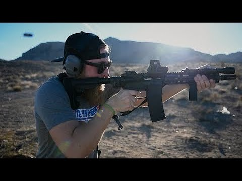 MONDAY GUNDAY! | Desert Range Session