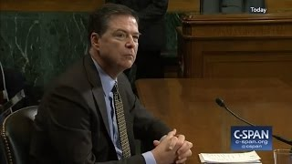 James Comey Admits Trump Admin Didn't Obstruct Investigation