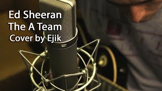 Ed Sheeran The A Team Cover By Ejik
