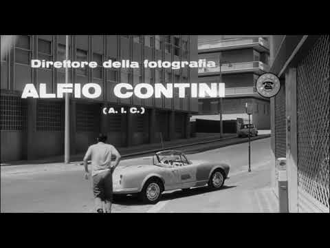 Il Sorpasso (1962) scene