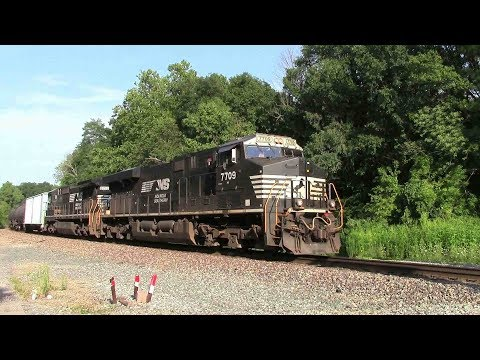 August and September 2015 Railfanning