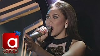 "Sarah Geronimo sings ""Love Me Like You Do"" on ASAP"