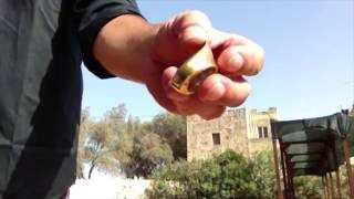 Test: new (painless) Thumb ring from AliBow by Malta Archery