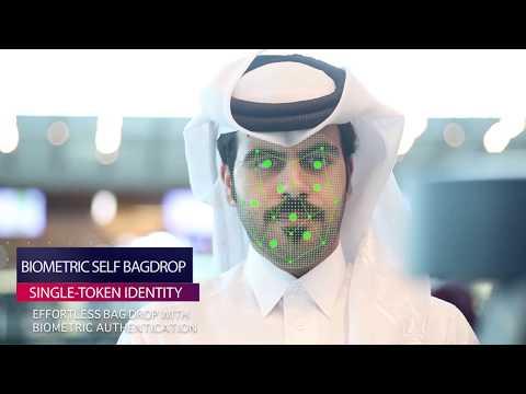 Hamad International Airport – Implementing biometric technology, a walkthrough passenger experience