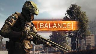 ► PC vs CONSOLE BALANCE! | Battlefield: Hardline