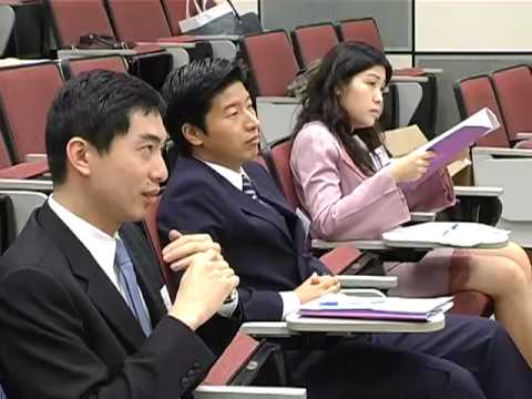 The 2nd McKinsey/HSBC Business Case Competition - First Round - CUHK vs HKU  - Part 1