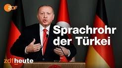 Den türkischen Auslandssender TRT gibt es jetzt auch in Deutschland