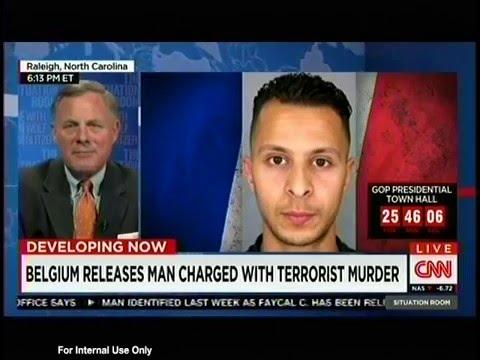 CNN Wolf Blitzer interview with Senate Intelligence Chairman Richard burr