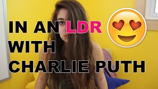 Zoe: In An LDR with Charlie Puth  | From Pillar to Post