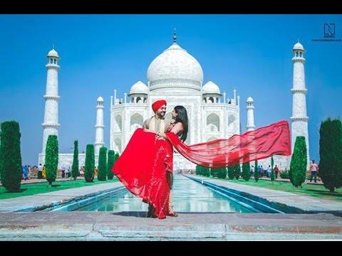 Chanpreet & Harmeet   Agra   Pre Wedding   Nindi Photography