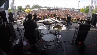 Islander| Rock On The Range 2015| Hd Stage View