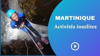 Découvrir la Martinique autrement, notre sélection d' activités insolites (4K)
