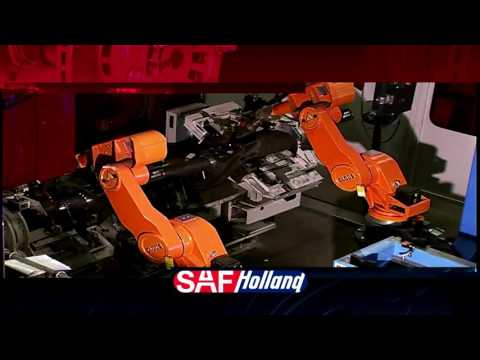 SAF and HOLLAND Company Merger Story