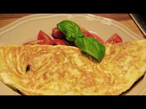 rezept f r r ucherlachs omelette doovi. Black Bedroom Furniture Sets. Home Design Ideas